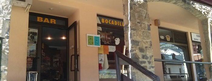 Bocatería Bar Marboré is one of Comidos PENINSULA.