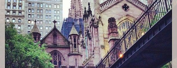 Trinity Church is one of NY To Do.