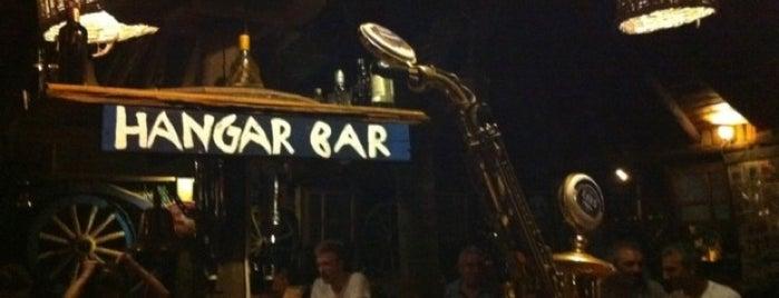 Hangar Bar is one of club.