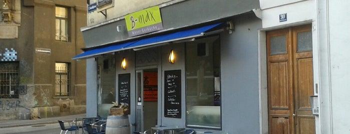 B-Mäx - Wiener Garküche is one of Dirk 님이 좋아한 장소.