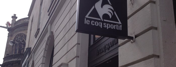 Le Coq Sportif Flagship Store is one of Paris da Clau.