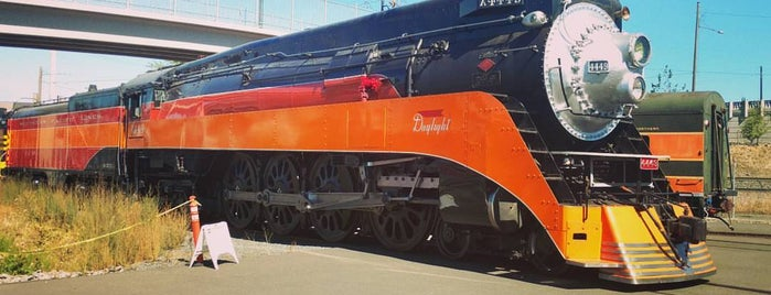 Oregon Rail Heritage Center is one of May Road Trip.