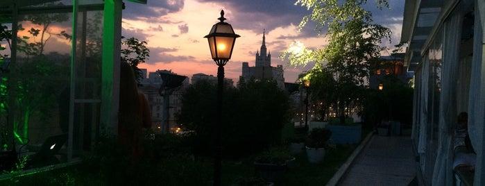 Балкон is one of Москоу.