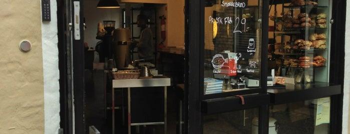 Sigfreds Kaffebar is one of Things to do in Aarhus.