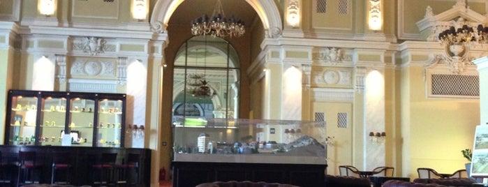 VIP-зал ожидания is one of Lugares favoritos de Maria.