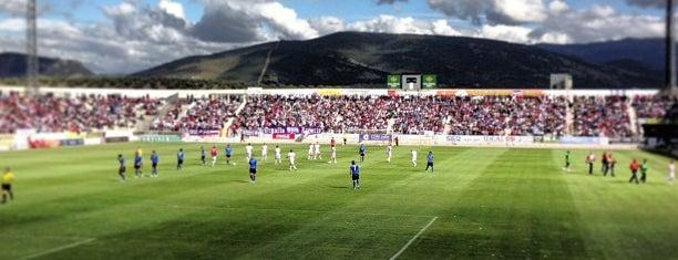 Nuevo Estadio de la Victoria is one of スペイン.