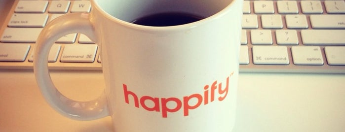 Happify HQ is one of Andy 님이 좋아한 장소.