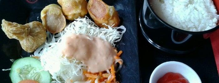 HokBen is one of Malang Food.