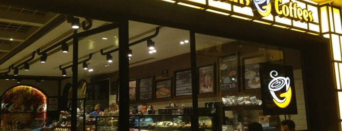 Gloria Jean's Coffees is one of Istanbul.