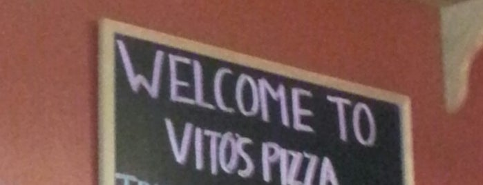 Vito's Pizza is one of Need To Try.