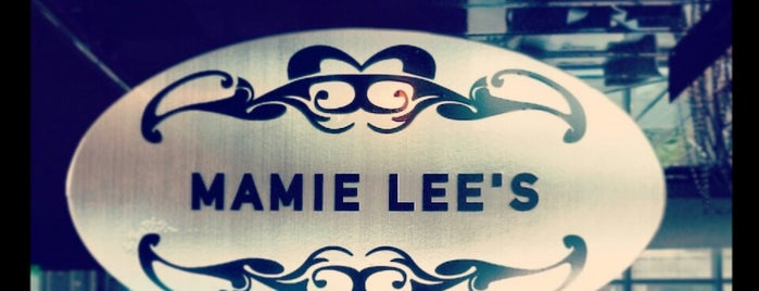 Mamie Lee's is one of Lugares guardados de Joaquin.