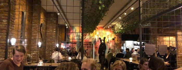 Morris is one of Drink & eat in Haarlem.