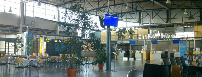 Tampere-Pirkkala Airport (TMP) is one of Airports in Europe, Africa and Middle East.