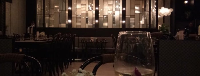 GIA is one of Fine restaurants around Jakarta.