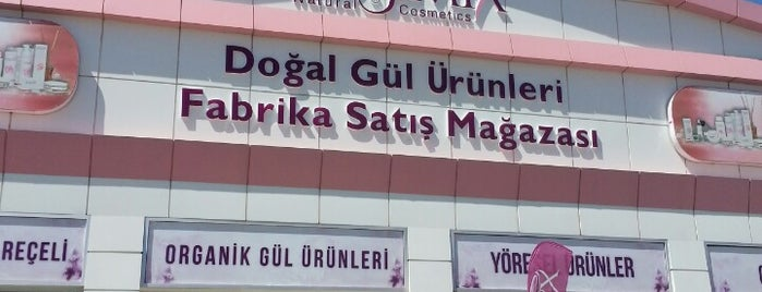 Rosemix Natural Cosmetics is one of Yunus'un Beğendiği Mekanlar.