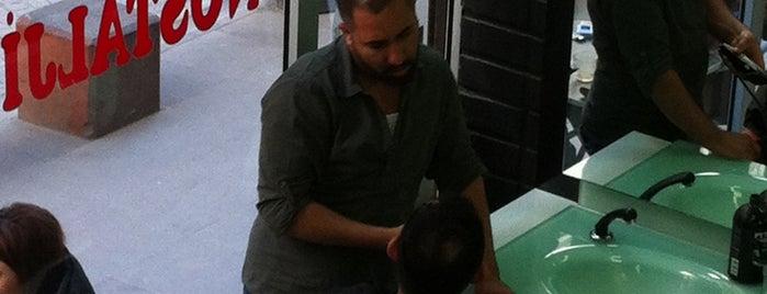 Nostalji Barber's Club is one of Erhan'ın Beğendiği Mekanlar.