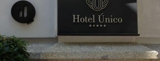 Hotel Único Madrid is one of Hoteles en España.