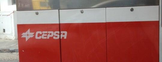 Gasolinera Cepsa is one of Posti che sono piaciuti a jordi.