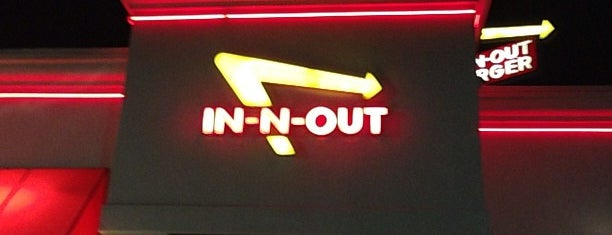 In-N-Out Burger is one of Posti salvati di Enrique.