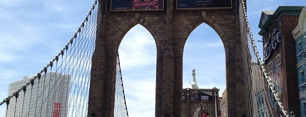 Brooklyn Bridge is one of I've Been Here.