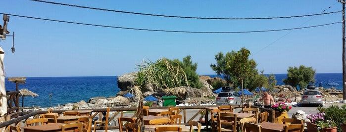 Μέθεξις is one of สถานที่ที่บันทึกไว้ของ Christos.