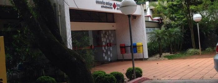 Escola Suiço Brasileira is one of Best places in São Paulo.