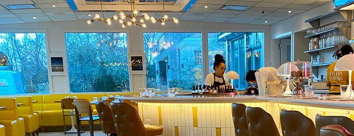 Silver Lining Diner is one of Regional Activities.