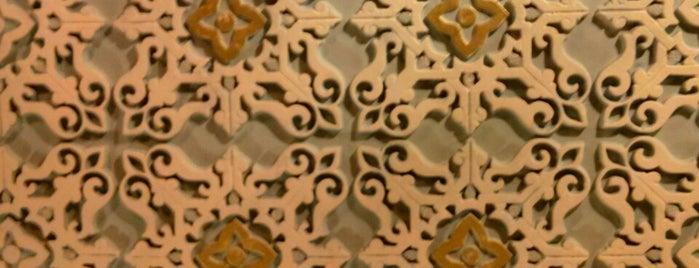Le Palais de Marrakech is one of Locais salvos de Martina.
