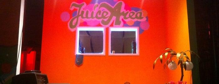Chapora Juice Area is one of สถานที่ที่บันทึกไว้ของ Egor.