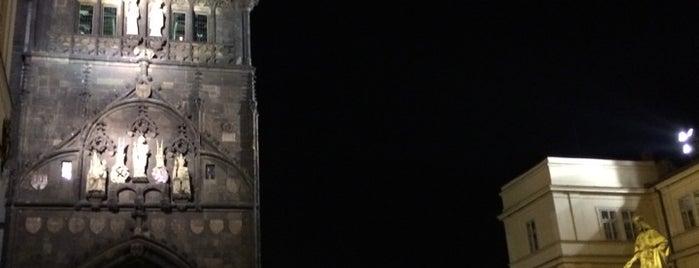 Staroměstská mostecká věž is one of PRAG ist schön.