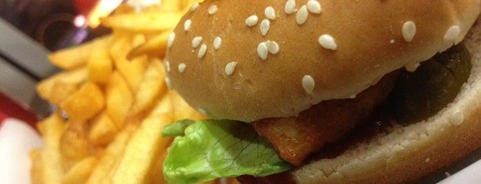 Star Burgerhome & Gemüse Kepab is one of Burger in Berlin.