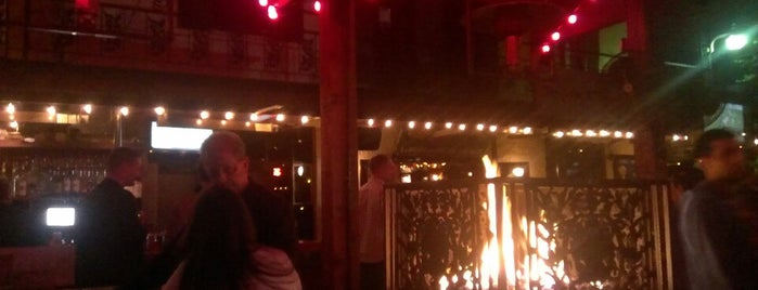 Renfield's Corner is one of Outdoor Bars in Dallas.