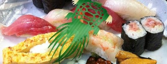 市場寿司たか is one of さっしーのお気に入り.