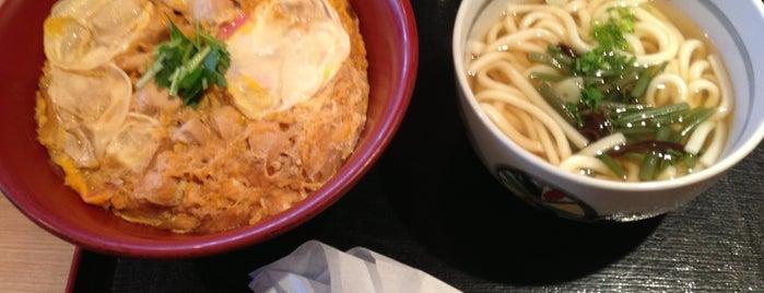 こだわりかつ丼 かつさと 多摩センター店 is one of さっしーのお気に入り.