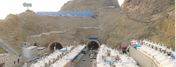 Mina is one of Holy Places & Sites of Region Hejaz.