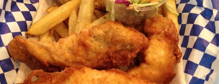Fish 'n' Frites is one of Posti che sono piaciuti a Erika.