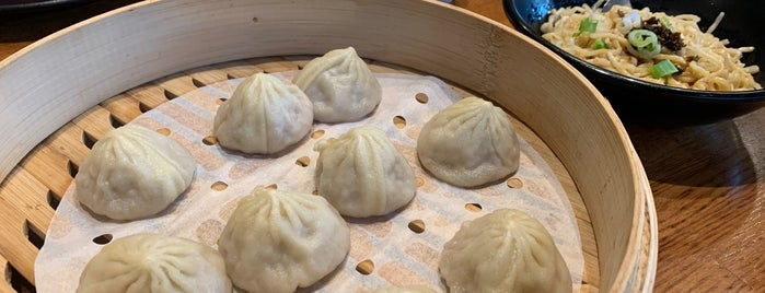 Dough Zone Dumpling House is one of Vallyri 님이 저장한 장소.