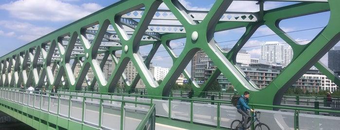 Starý most is one of Bratislava.