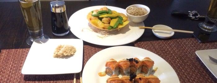 Xaga Sushi is one of Restaurants I liked.
