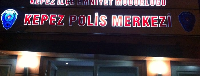 Kepez Polis Merkezi is one of MUTLU 님이 좋아한 장소.