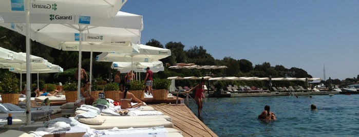 Maki Hotel & Beach is one of Bodrum Denince Akla Gelenler.