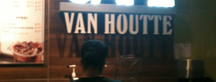 Café-Bistro Van Houtte is one of Montreal.