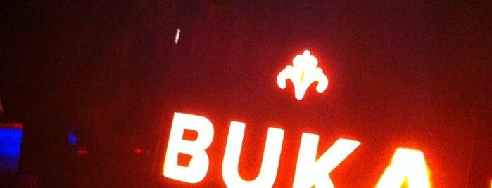 Buka is one of Nightlife milanese.