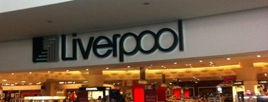 Liverpool is one of Alberto'nun Kaydettiği Mekanlar.