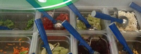 Veggie Company is one of Weird food.