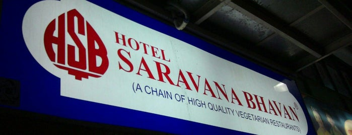 Hotel Saravana Bhavan is one of Gastronomy.