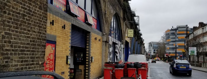 Southwark Brewing Co. is one of The Bermondsey Beer Mile.