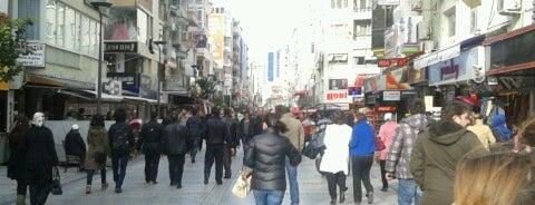 Kıbrıs Şehitleri Caddesi is one of İzmir.