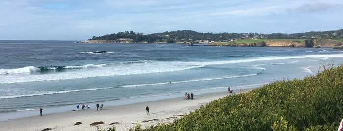 Carmel River State Beach is one of San Francisco.
