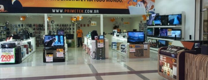 Portal Sul Shopping is one of Shoppings de Goiânia.